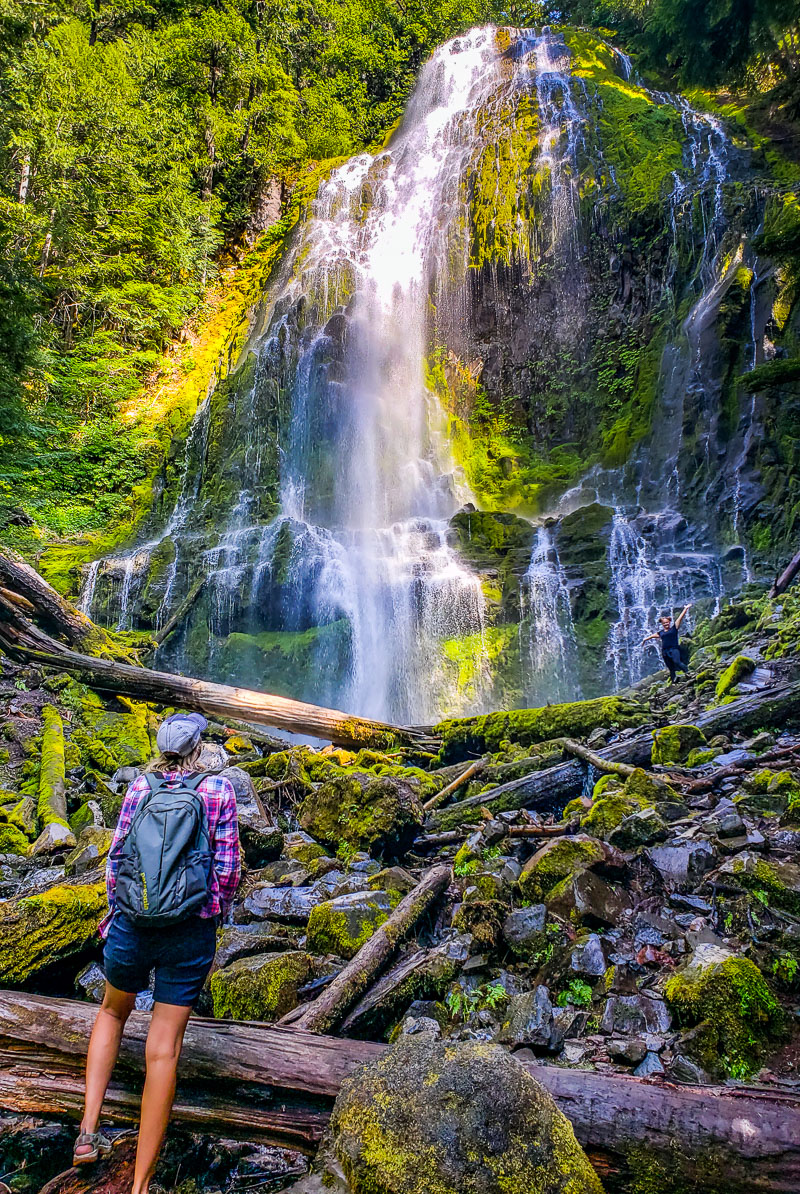 When in Oregon, don't miss McKenzie River Valley for stunning waterfalls, hikes, lakes, camping. Here are 8 things not to miss: https://bit.ly/2Yfb16g #Oregon #travel #familytravel #camping #hiking @TravelOregon pic.twitter.com/nXYQbjCT7Z  by WhattodoinSoOregon