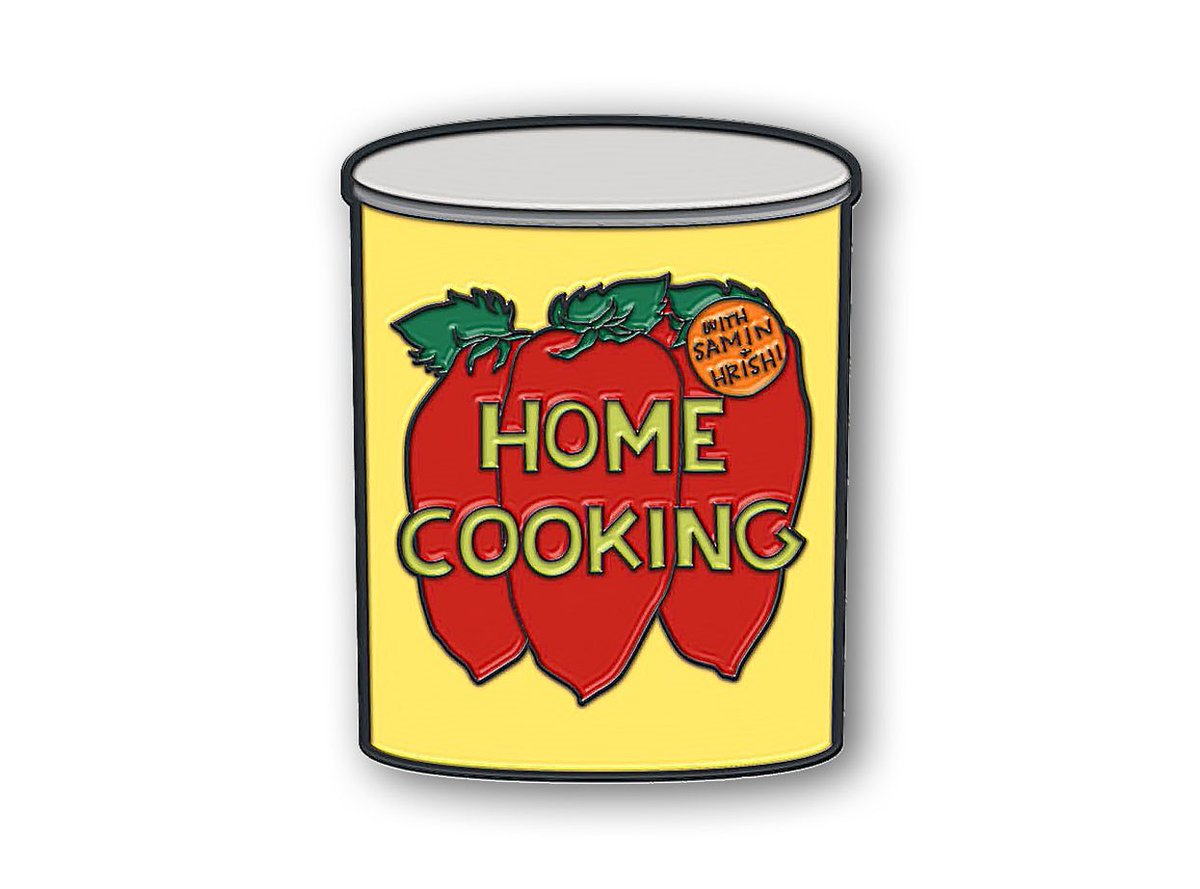 We're raising some dough for @nokidhungry! We've made a little refrigerator magnet of the HOME COOKING logo, so @CiaoSamin & I can hang out with you in your kitchen. The proceeds will help feed hungry children. Get yours here: https://t.co/T7m4C0vrxn https://t.co/xZGgBvhRzn