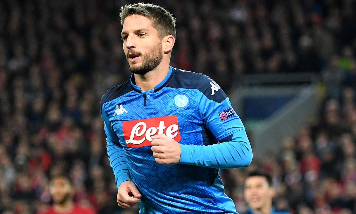 """Chelsea manager Frank Lampard is """"calling Dries Mertens almost every day"""" to encourage the Napoli striker to move there, claims transfer intermediary Vincenzo Morabito.  - @footballitalia https://t.co/FCeDjGidAj"""