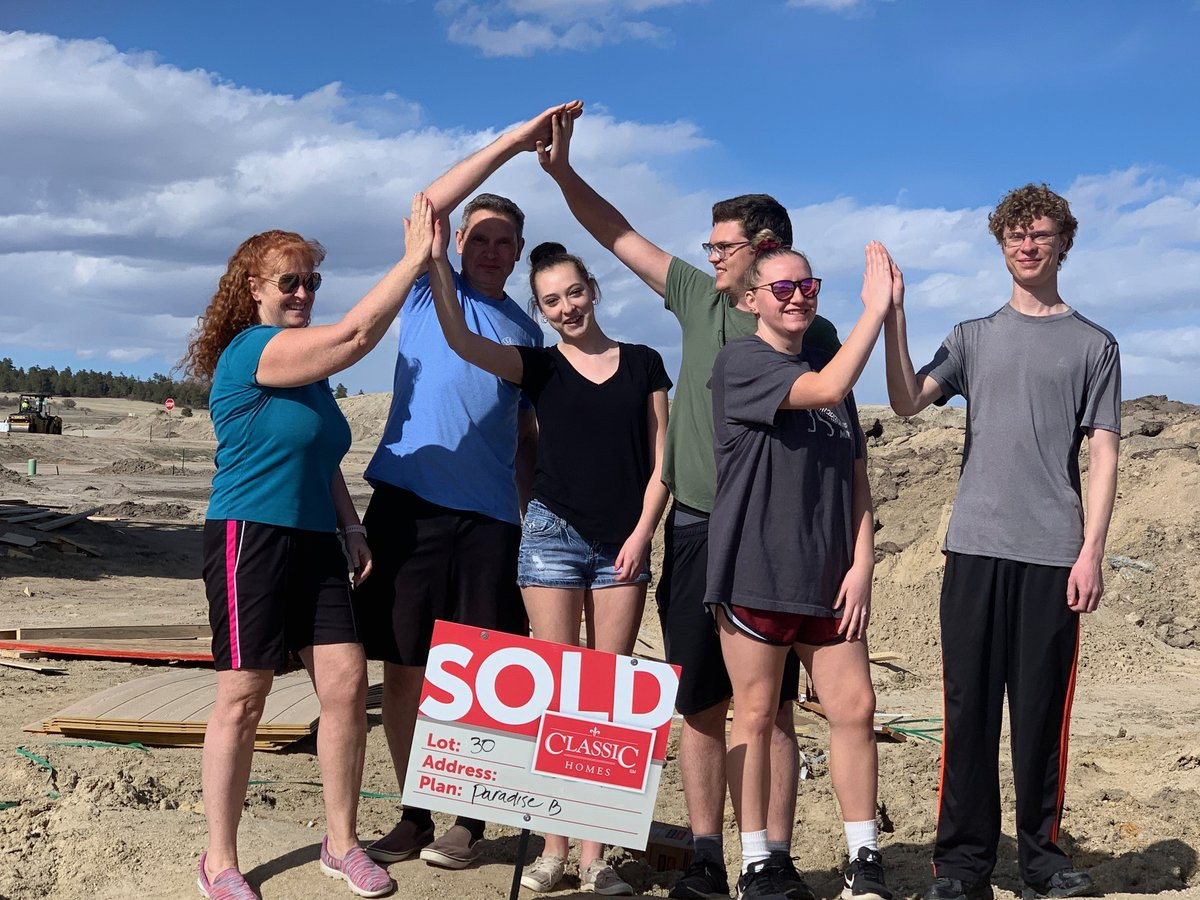 Classic Homes On Twitter Welcome The Baker Family To The Classic Family They Are Building The Paradise Floor Plan In The Wolf Ranch Community Congratulations On Your New Ranch Style Home Homesweethome