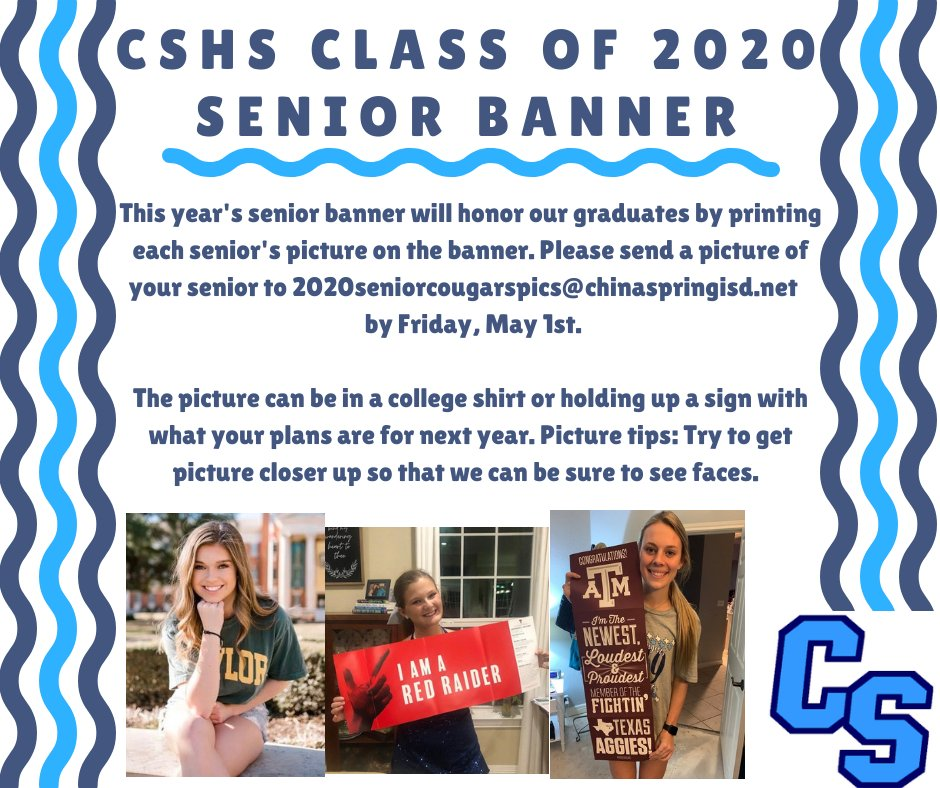Please share! This hangs in our CSHS hallway. @China_Spring_HS @chinaspringisd