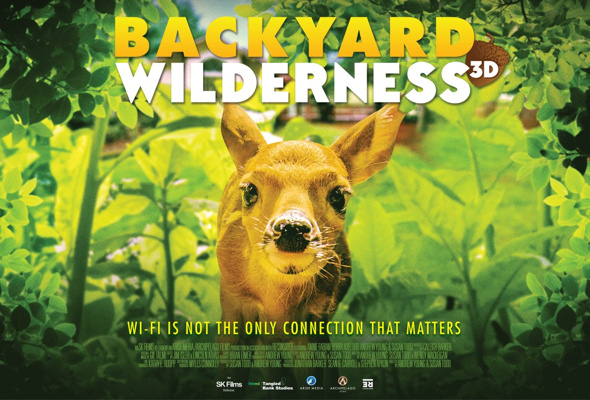 While social distancing you can still get outside and explore! Complete our nature walk activity and email to info@wghof.org by May 4 to receive a free child ticket to see Backyard Wilderness once our IMAX reopens. Learn More: https://t.co/bgs1xIX1FP https://t.co/sWw8Qoee7m