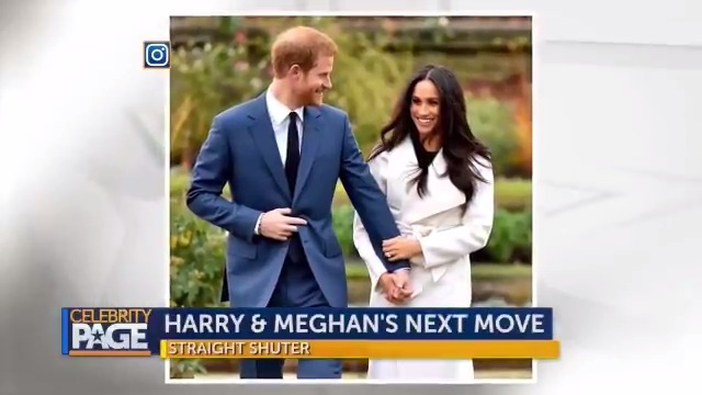 Are Meghan and Harry the next Hollywood moguls? @NaughtyNiceRob has the answer!