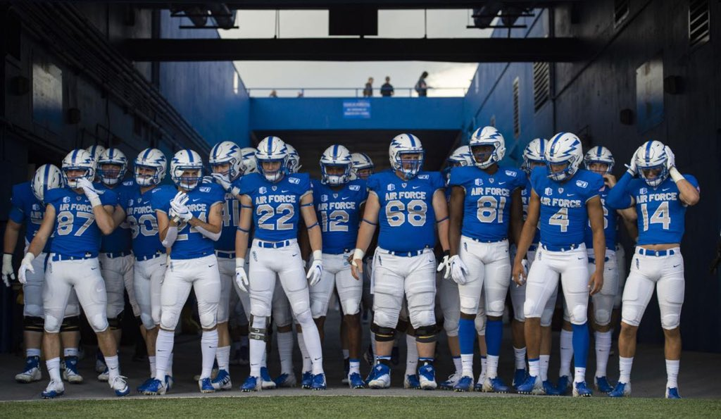 Blessed to receive my fourth offer from Air Force Academy🦅🔵@coachbenmiller @TouchdownMOCO