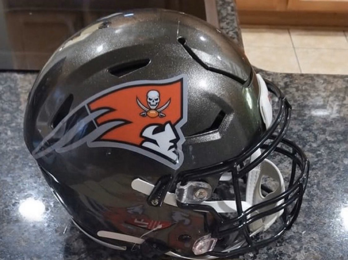 nfl memes on twitter first look new helmets of the tampa bay buccaneers leaked tampa bay buccaneers leaked