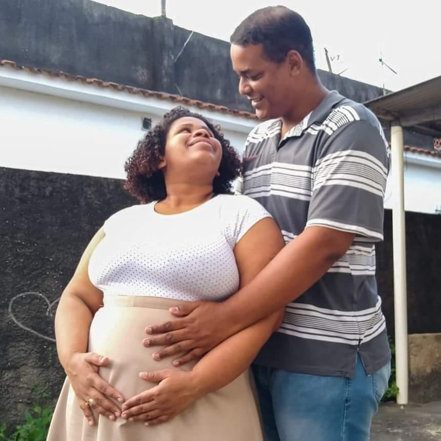 Marcel Antônio está chegando 😭😍🤰 #émenino 💙  #meusobrinho 💚 #eusouapaixonada 😍  #Deusémuitobom ❤️