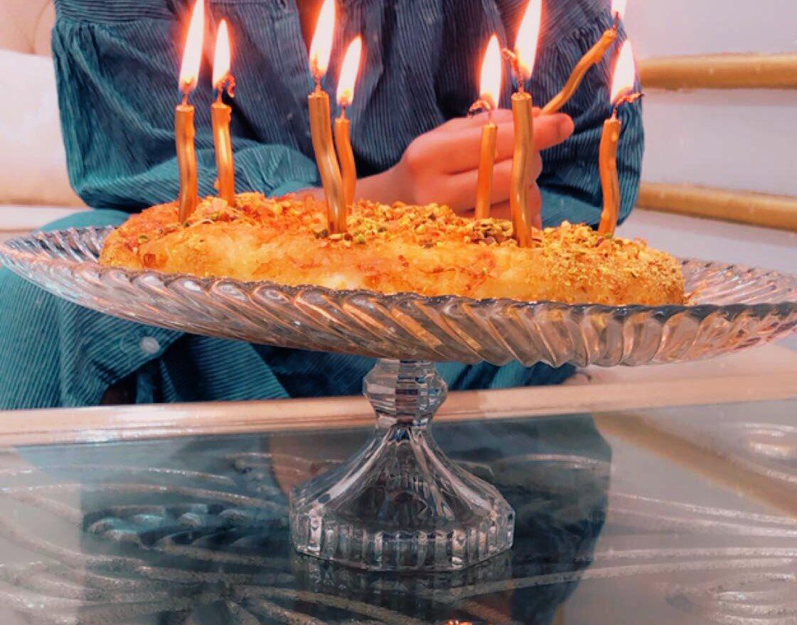 كل عاماً وأنا بخير .. واجعل القادم أجمل وألطف يارب .. 28/4 ☺️🎶👏🏻🤍 #يوم_ميلادي #شهر_إبريل #انا https://t.co/kHHBd1jIrf