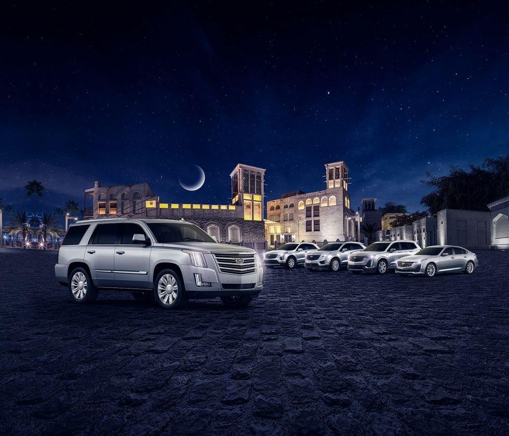 Al Ghandi Auto launches #Ramadan offers on 2020 #Cadillac models in #UAE https://t.co/naDwcWsx0o https://t.co/0pQnwqVCC7