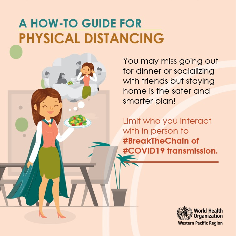 Even small group activities can lead to #COVID19 spreading. Protect yourself and others. Do your part. #StayHome #coronavirus