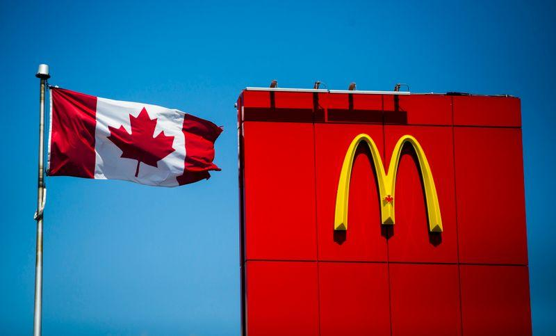 McDonald's Canada to import beef as coronavirus hits supply chains reuters.com/article/us-hea…