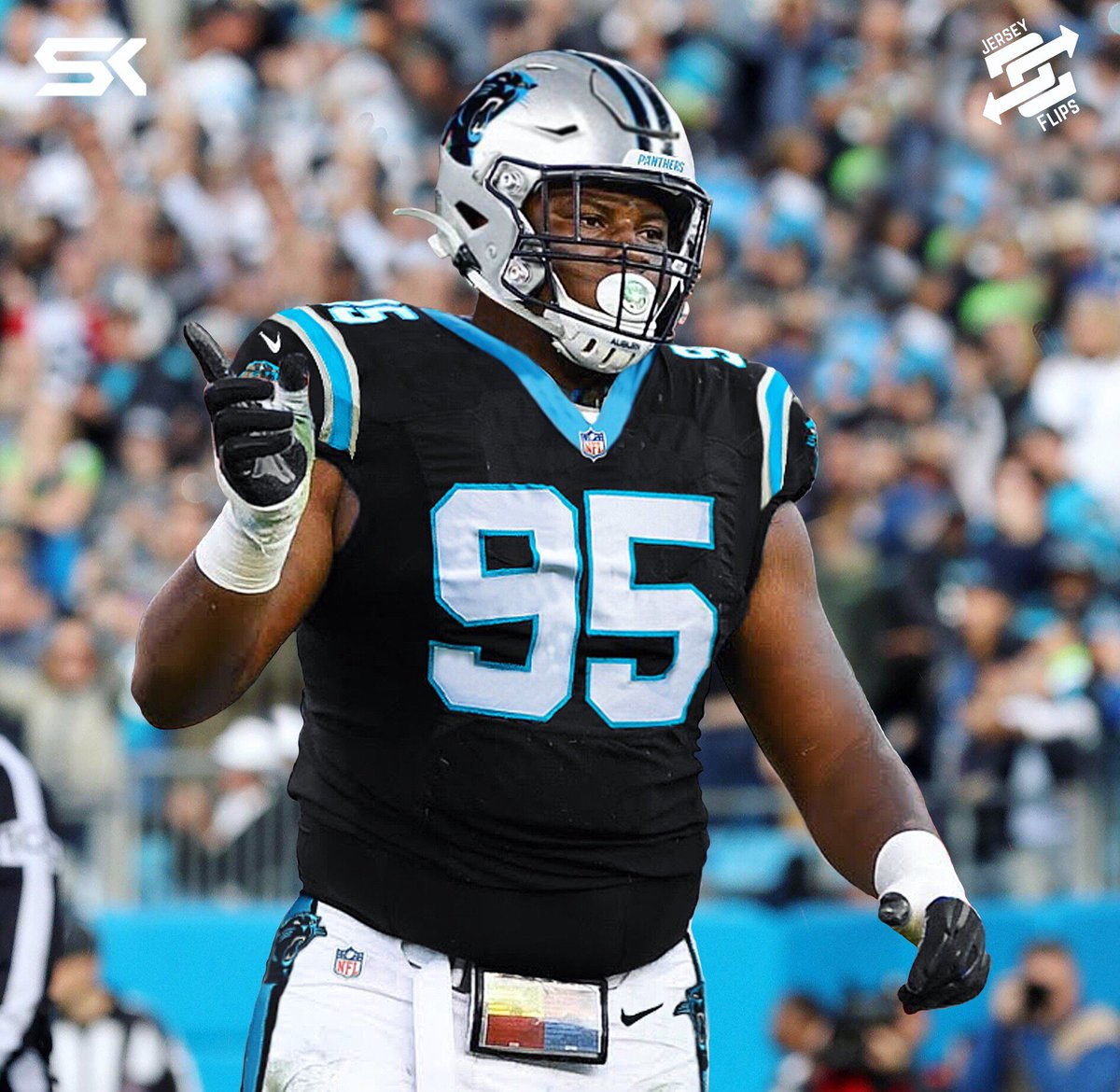 The Big 95 for @DerrickBrownAU5 !! #auwesome #KeepPounding