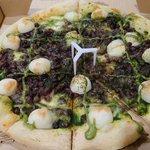 【白玉抹茶×ピザ】イタリア人と京都在住者をいっぺんに気絶させる食べ物が恐ろしい