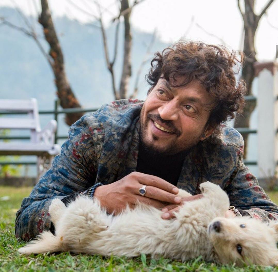 R.I.P @irrfank Ji. Always enjoyed your amazing work and your mind-blowing skills as an actor and artist. Sincere condolences and prayers for the family. 🙏