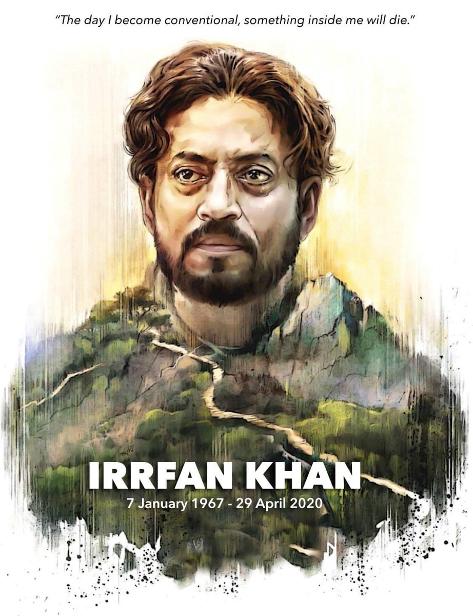 We are disheartened to hear the sudden demise of versatile actor Irrfan Khan. He has won hearts of million by his everlasting impact in Bollywood industry. A legend is lost today, may his soul rest in peace.  May God shower strength upon his family and friends 🙏 #irrfankhan #rip https://t.co/aCTwFetZjJ