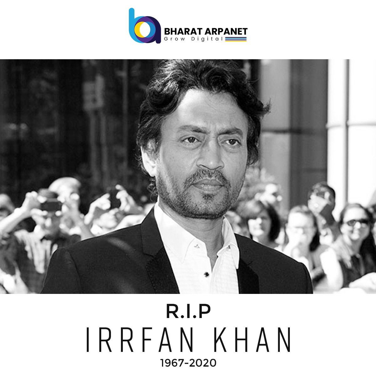 RIP legend. You will always be in our hearts  #IrrfanKhan #RIPlegend #RIPIrrfanKhan #AngreziMedium https://t.co/DO3yD8KmAG