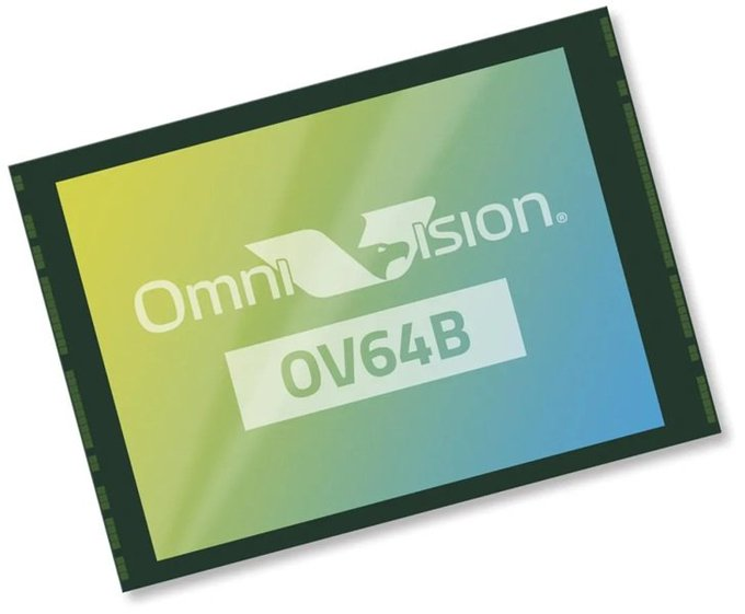 Howe Technology released the OV64B image sensor : Daily Tech News #104