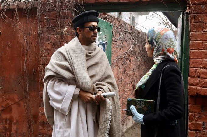 Very sad to hear about Irrfan sirs passing. 1 of our finest actors. A magician on the big screen; inspiring