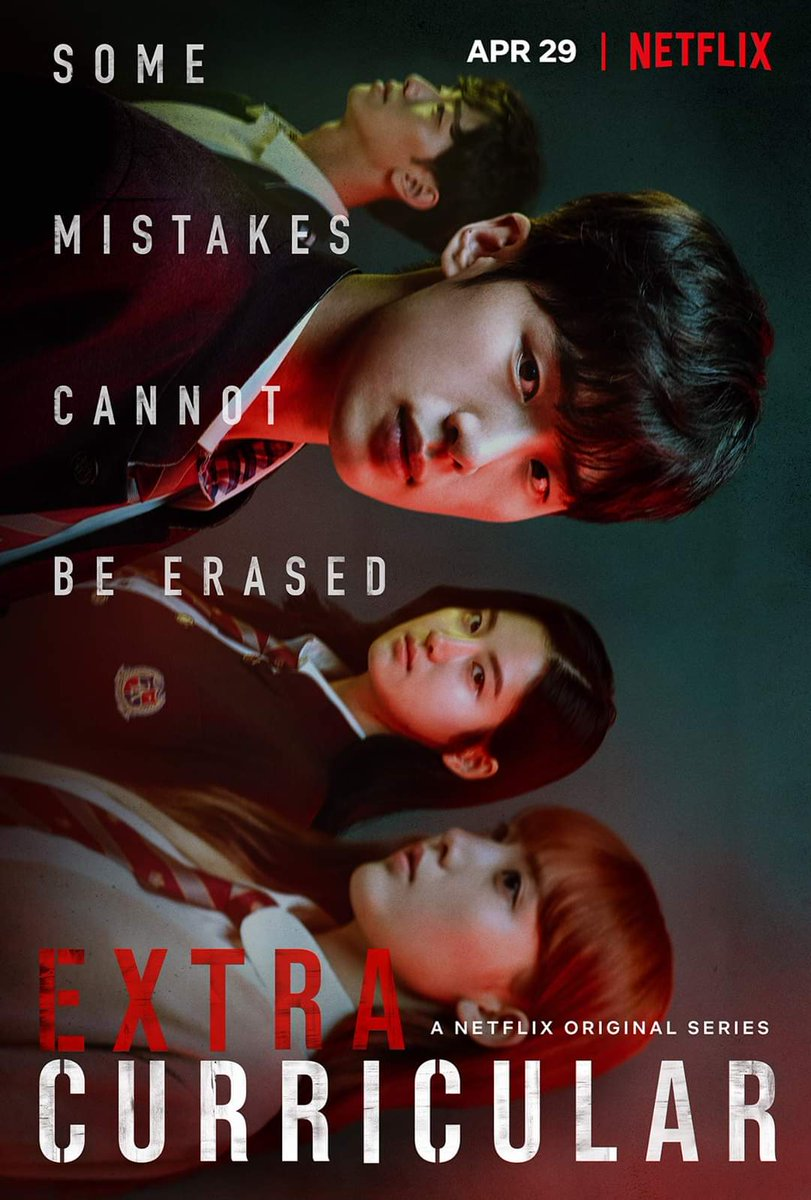 """hellokpop on Twitter: """"❣#Extracurricular is now streaming on Netflix!💫 🔗https://t.co/CitWZyIxYa… """""""