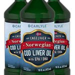 Image for the Tweet beginning: Carlyle Cod Liver Oil Norwegian