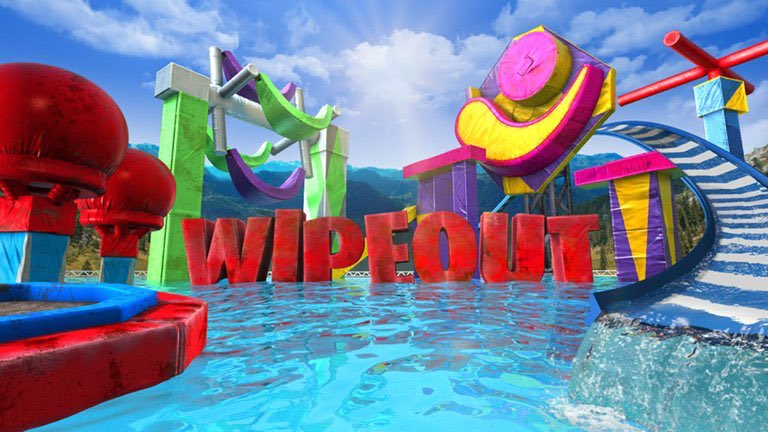 Contestant dead after TV tragedy during filming for Wipeout reboot