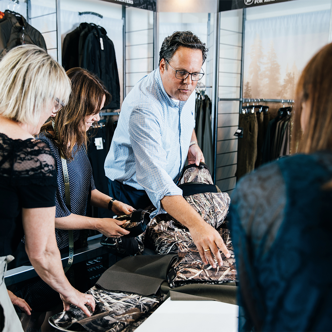 #Deerhunter is part of the family-owned company F. Engel, which was established in 1927. Deerhunter was established in 1985 as a result of the Engel family's passion for hunting. Even though we have an English name we are Danish and all our clothes are designed here in #Denmark🇩🇰 https://t.co/frs5ywvWE6
