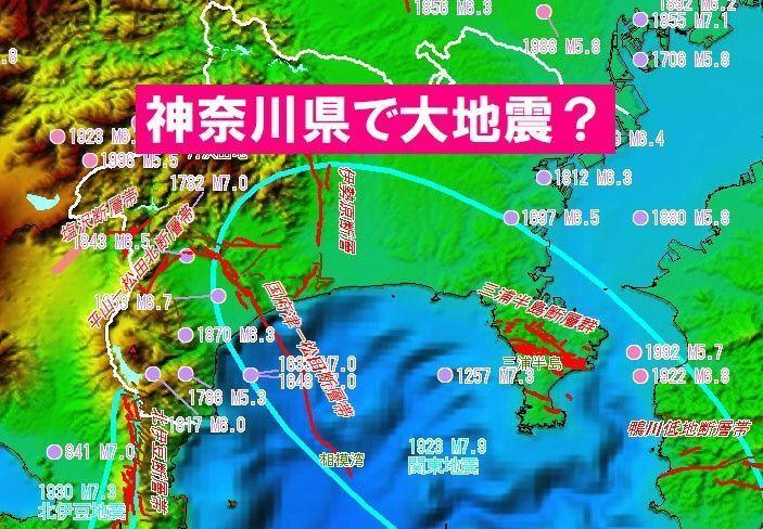 大 地震 予言 com