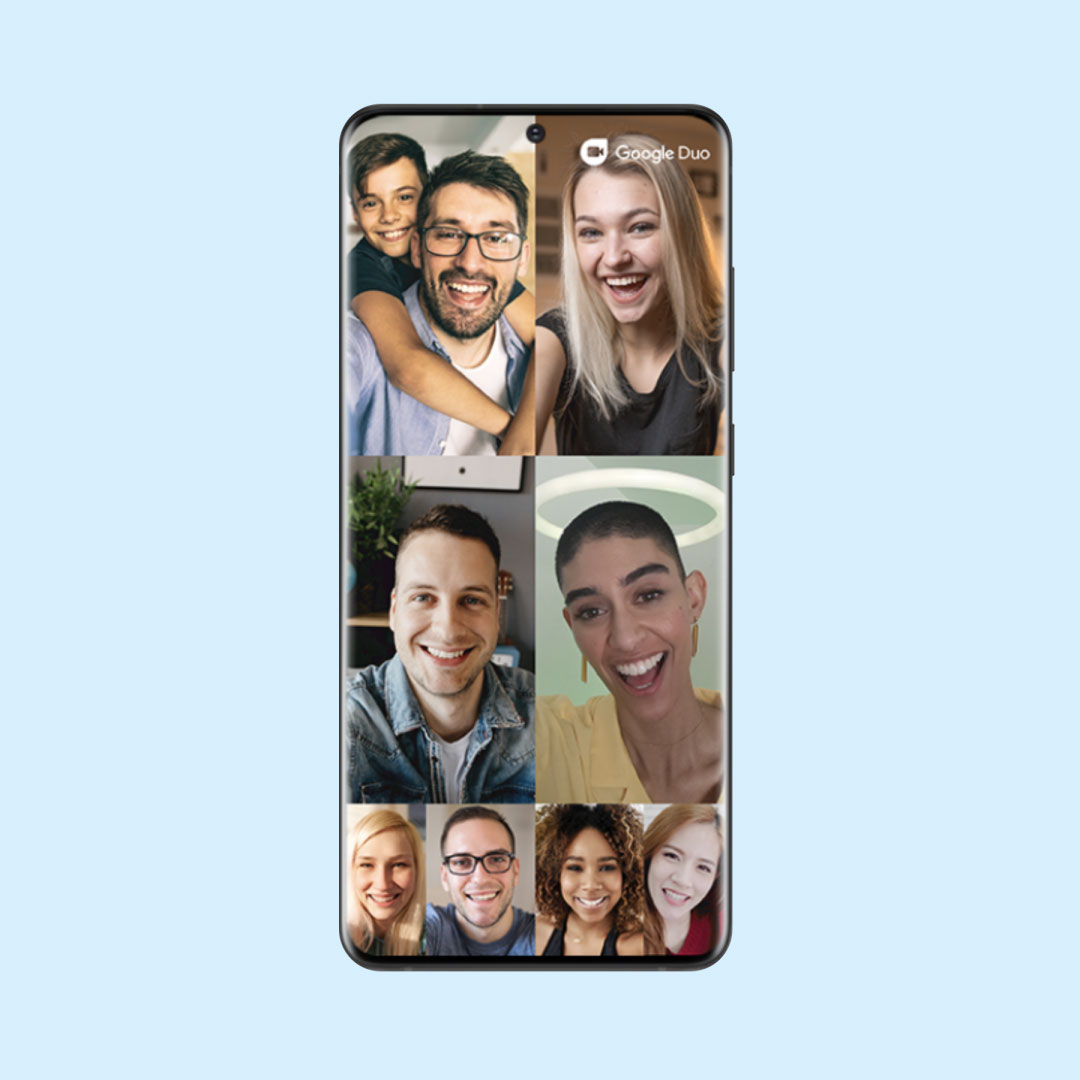 Staying in touch with friends and family has never been easier with Google Duo on the #GalaxyS20.  Learn more: https://t.co/USsz9tuDpf #StayApartStayTogether #GetThroughThisTogether #GoogleDuo https://t.co/piQAvCo2AG