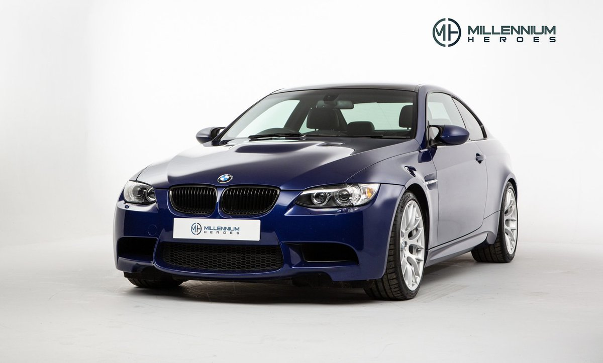 NEW STOCK; The beautiful deep shade of Interlagos Blue perfectly captures the M3 Competition's muscular form.  More info: http://www.millenniumheroes.com/cars/bmw-e92-m3-competition-4-for-sale/… | #BMWE92 #E92M3 #M3Competition #MillenniumHeroespic.twitter.com/8ht2BzfVnH