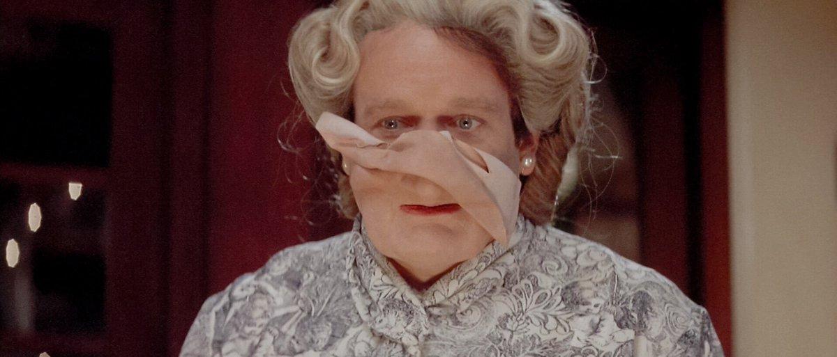 Cinematic Artistry On Twitter Mrs Doubtfire 1993 Director Chris Columbus Cinematographer Donald Mcalpine