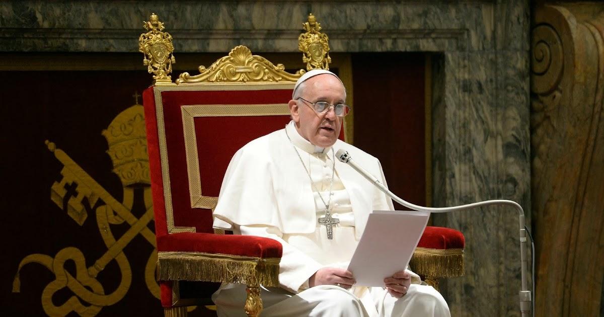 рождественские поздравления папы римского день рождения