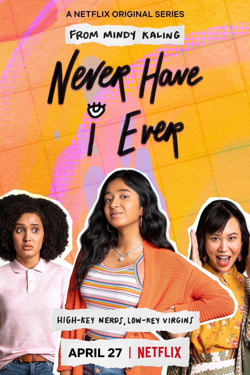 Série: Eu Nunca... (Never Have I Ever)