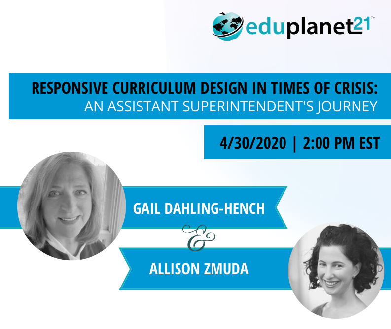 There is still time to register and join us tomorrow! Join Gail Dahling-Hench and @allison_zmuda as they share how @MadisonPubSch developed their project plan during the #COVID19 crisis. Register Here 👉 https://t.co/1VOaWXsEdX https://t.co/CCyqllmlmF
