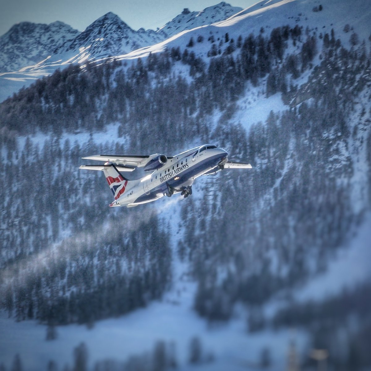Busy Business Jet Action Samedan Airport 22.02.2020 Valley Landing and Takeoff  Full Video OUT NOW on YOUTUBE by Crosswind  #OYNCP #Dornier #do328 #BritishAirways #SunAir #valleytakeoff #privatejet #businessjet #planespotting #samedanaiport #EngadinAirport #stmoritz #aviation https://t.co/V2uNgcOPCE