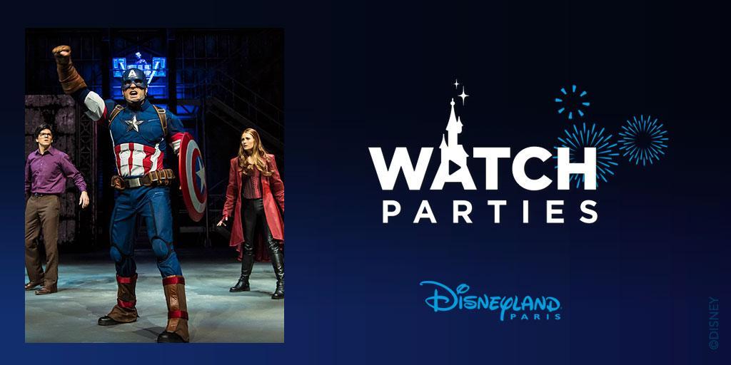 """[VIDÉO] Plongez au cœur de l'action avec """"Marvel : L'Alliance des Super Héros"""", un spectacle riche en héros et en effets spéciaux ! 💪💥 À (re)découvrir sur notre chaîne YouTube: https://t.co/qMWB1Au13Z #DisneyMagicMoments https://t.co/An3NauNgJz"""