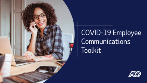 Alleviate your employees' concerns and build trust with the aid of our COVID-19 Employee Communications Toolkit. https://t.co/e92j3qqCEP https://t.co/Uf1VVHBvd4