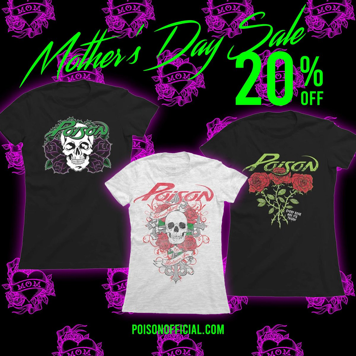 Get your mom something she really wants this Mother's Day 💚 Shop now: bit.ly/2KUcBCZ