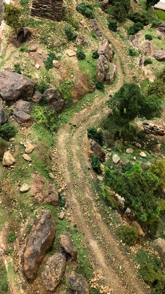 #diorama #scalemodel #مجسمات_للبيع #السعودية #الباحة #عسير #الجنوب #مناظر_طبيعيه #فن #woodlandscenics #madewithwoodland https://t.co/g2zgqpPzX2