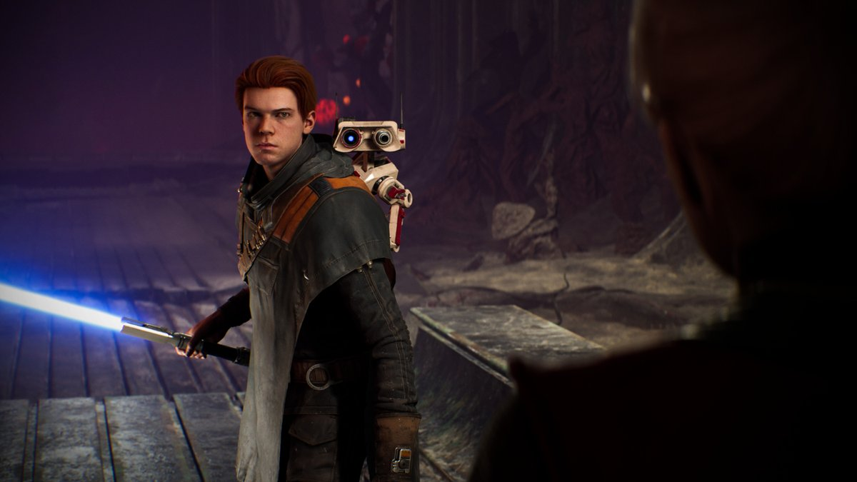 You can save 50 percent on Star Wars Jedi: Fallen Order and the nine-film collection in 4K