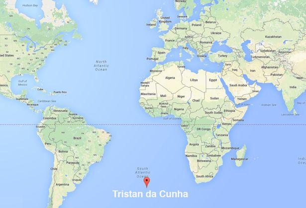 Mapa Tristán de Acuña