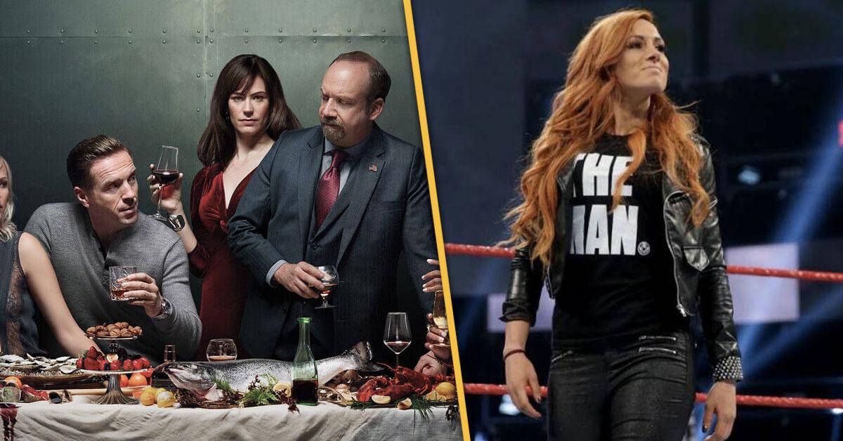 #WWE's @BeckyLynchWWE will be appearing in the premiere of @SHO_Billions season 5! - https://t.co/UpHNfU6TOU https://t.co/W21inVdlOb