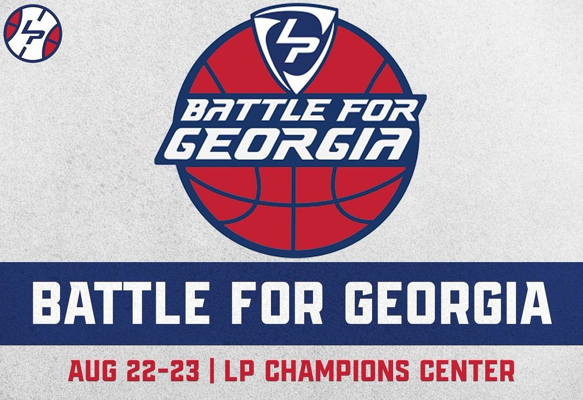ICYMI: We announced #BattleForGeorgia Round 3 will be moving from July 5th to the weekend of August 22-23. More details on the format and dates for other events like the #LPTipOff are still TBD.   https://t.co/VPN0FuGeWw https://t.co/M5GA75j5iZ