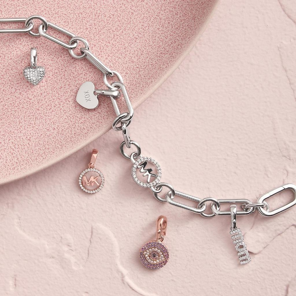 While many of our #MothersDay celebrations may be a little different, a thoughtful gift is a great way to show Mom how much you care. I love our new glam charm bracelet. It's a cool take on the classic charm bracelet my mom wore when I was a kid. -XO MK https://t.co/UW2vcWC546 https://t.co/1UGzgcvrla