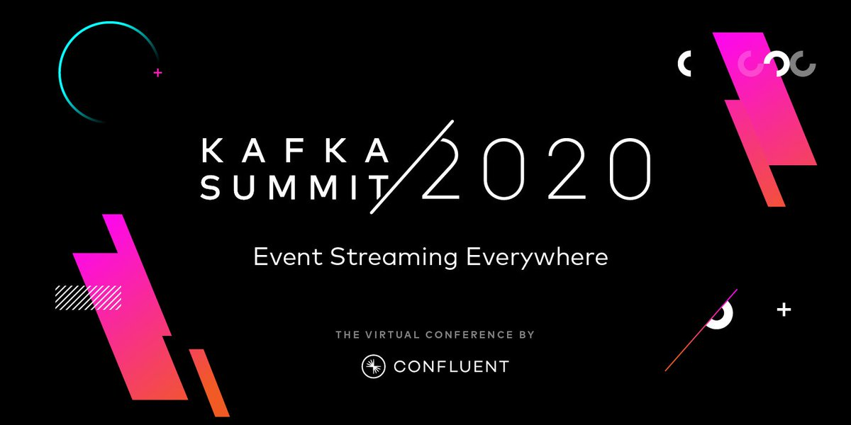 In light of global health concerns, we've decided to transform #KafkaSummit Austin into a virtual experience. We look forward to gathering the global @apachekafka community together for Kafka Summit 2020, Event Streaming Everywhere. Stay tuned for details: https://t.co/M97fNZcFYI https://t.co/b3eyo1UspC
