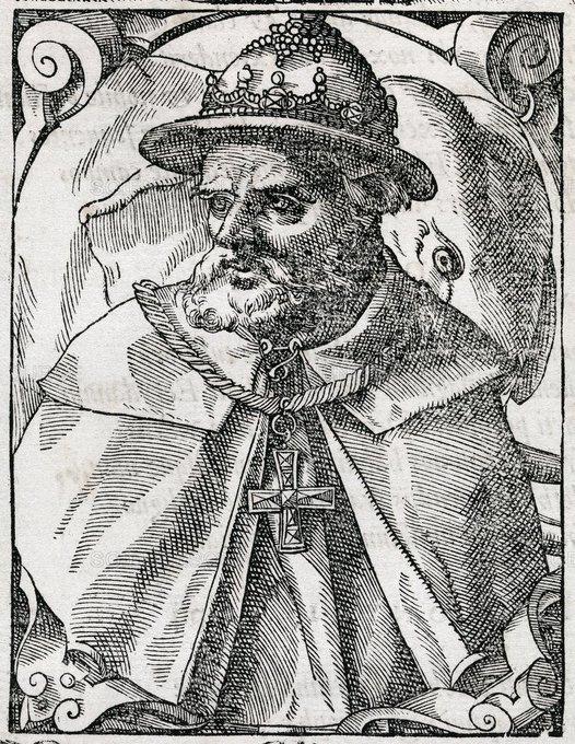 Tristão da Cunha, el explorador que decubrió Tristán de Acuña.
