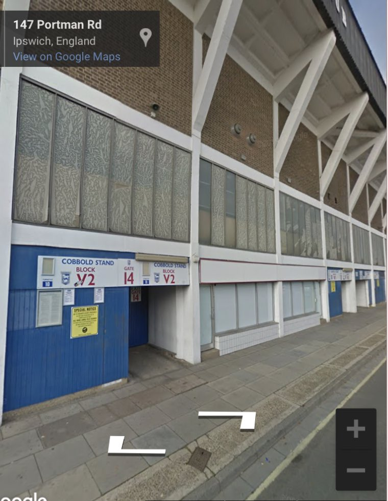 @IpswichTown Perhaps next they will sort out the tatty old film on these windows... absolute mess.