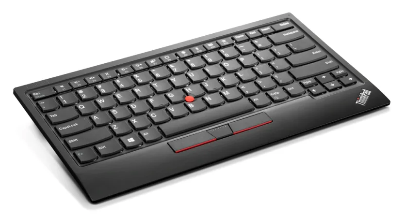 Lenovo's wireless keyboard puts the Thinkpad's iconic nub on your
