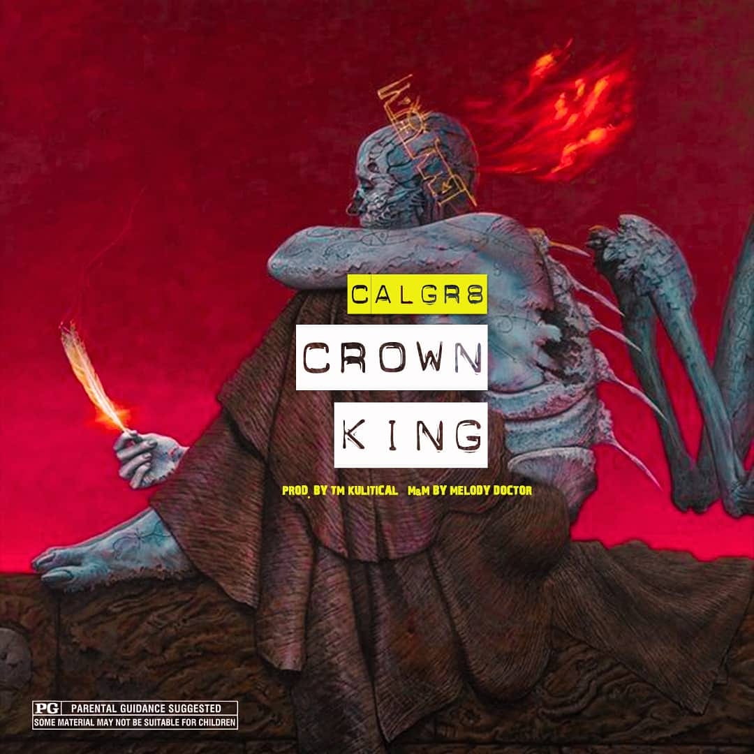 My new single crown king is officially out...... Link in my bio... Loud it guys❤ #crowking #blacka #youngruler https://t.co/ulNIcI5R1S