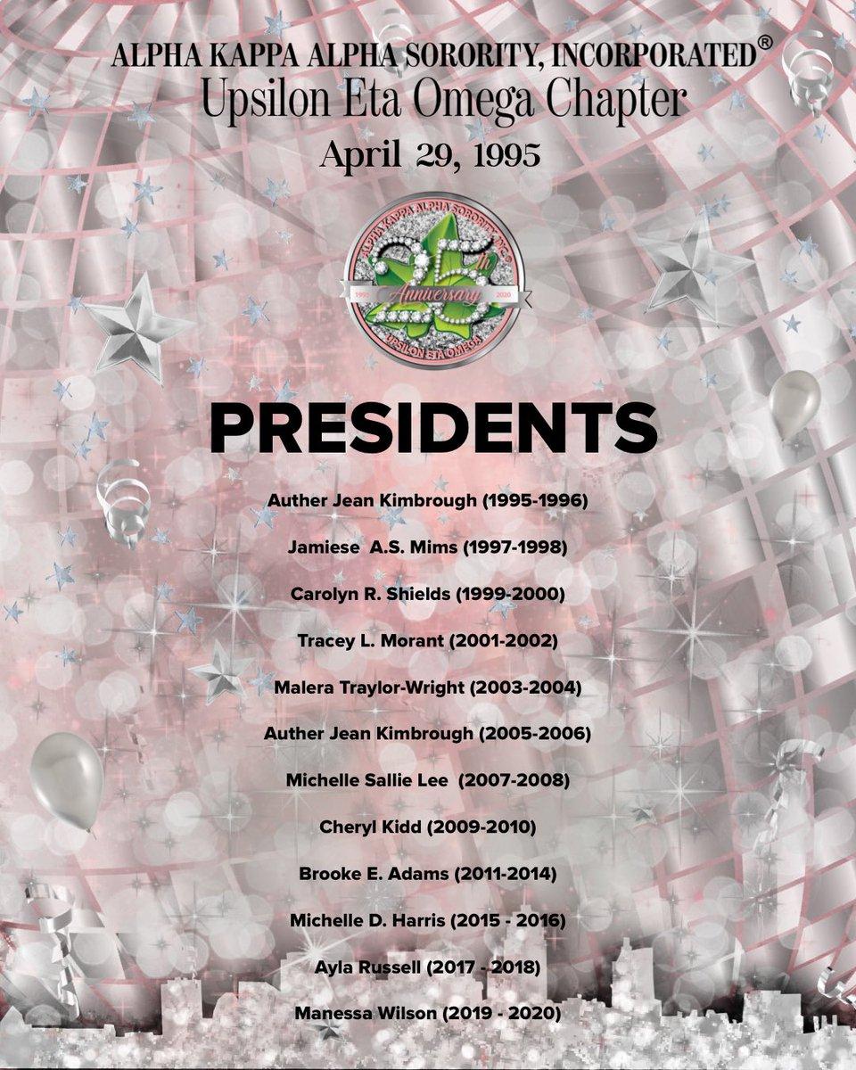 Happy Charter Day and 25th Anniversary UEO!  ⠀⠀⠀⠀⠀⠀⠀⠀⠀ - UEO Charter Members ⠀⠀⠀⠀⠀⠀⠀⠀⠀ #AKA1908 #AKASouthEastern #AKAUEO #AKAUpsilonEtaOmega #AKAUEOTurns25 @akasorority1908 @AKASouthEasternpic.twitter.com/spbheV2siG