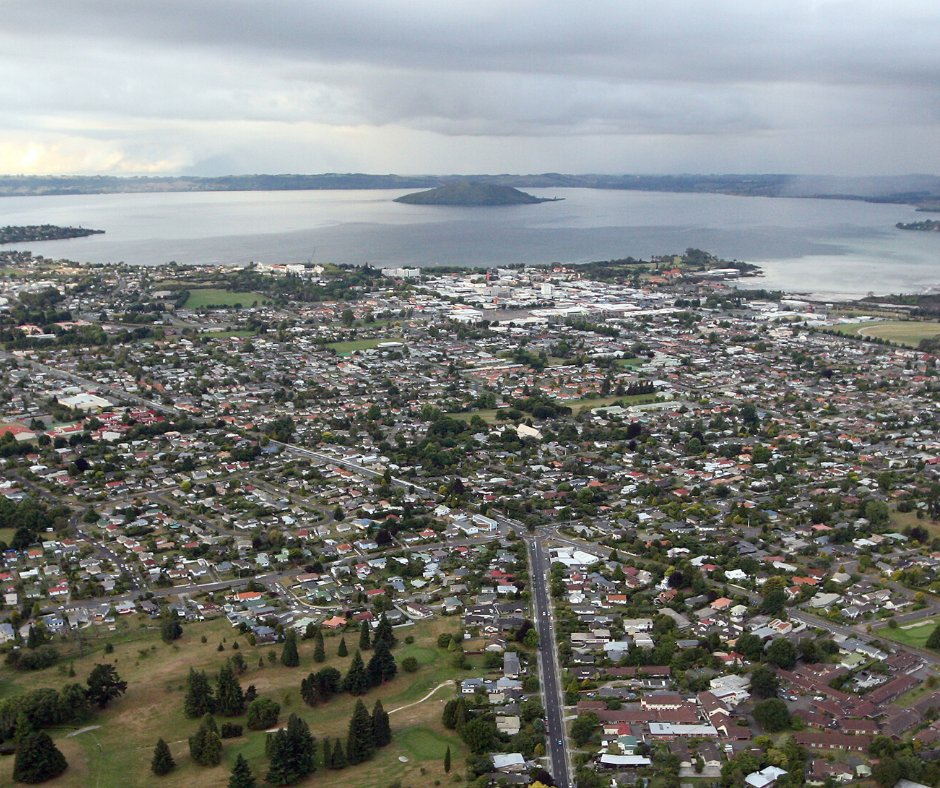 """""""Supporting local businesses will be crucial to support the recovery of our local economy and the future wellbeing and sustainability of our community,"""" Rotorua Mayor Steve Chadwick highlights how Council is supporting local. Read more at https://t.co/Xxj8nAkZ82 https://t.co/8lOhyVlm4J"""