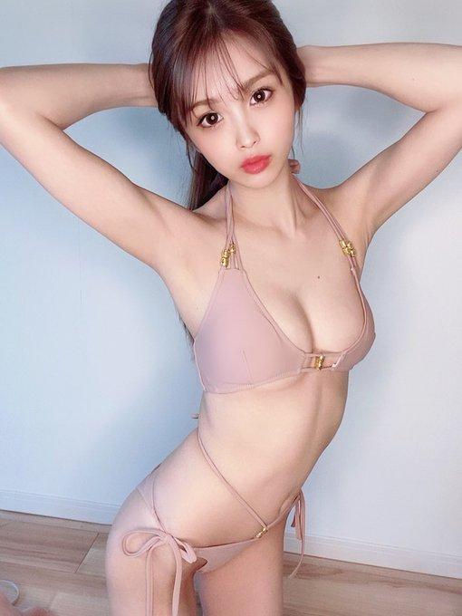 グラビアアイドル三宿菜々のTwitter自撮りエロ画像29